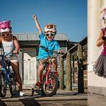 bici caschetto bambini