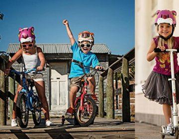 casco bici per bambini