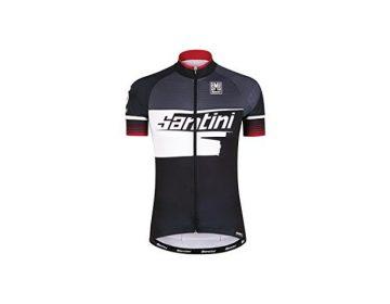 maglia ciclismo santini