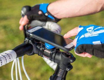 attacco smartphone per bici