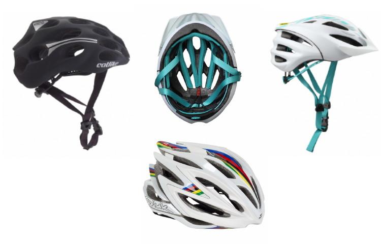 caschi per bici da corsa
