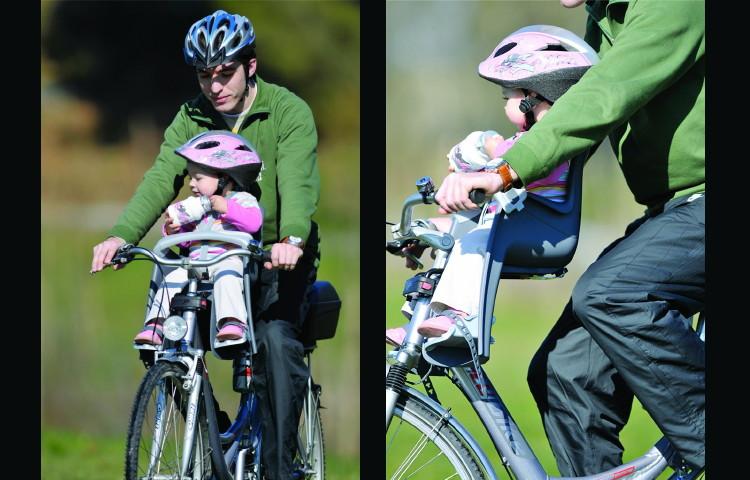 seggiolino da bambino per bici