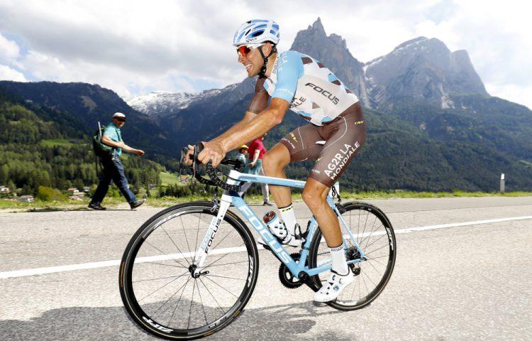 Tour of the Alps 2017, colpo di reni di Montaguti a Cles