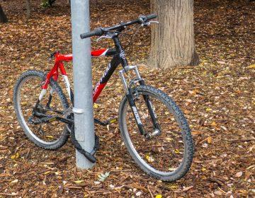 5 modi per non farsi rubare la bici