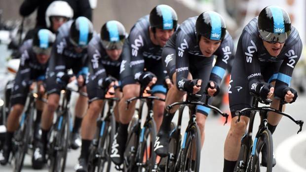 Terza tappa del Tour de France: nella cronosquadre BMC e Team SKY favorite