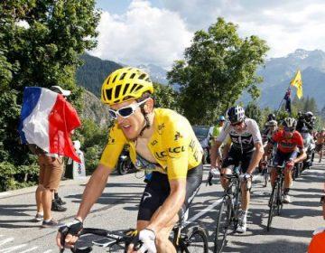 14a tappa del Tour de France: oggi si torna a salire