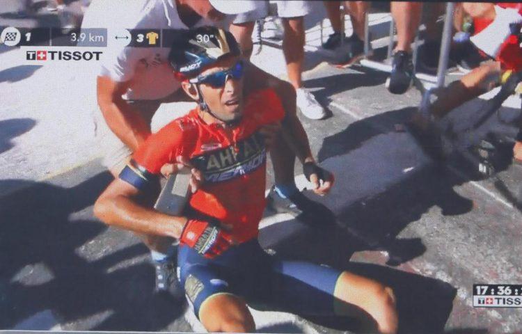 Mondiale di Innsbruck: allarme Nibali, la schiena fa ancora male