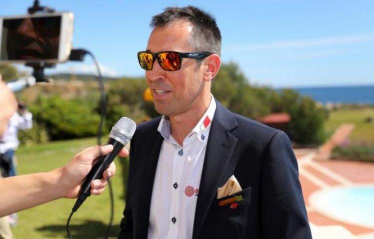 Brent Copeland: Vincenzo Nibali non rinnova? Lo sfogo del ciclista