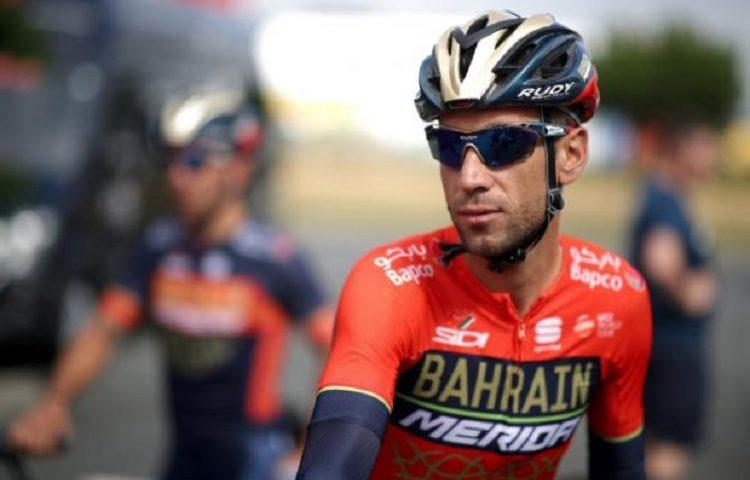 Infortunio di Vincenzo Nibali: pronto il recupero, la Vuelta è vicina