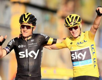 Tour of Britain: Team SKY con Thomas e Froome