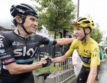 Froome e Thomas non correranno al Mondiale: questo il motivo