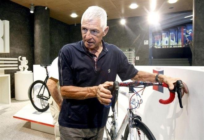 Francesco Moser: solo un italiano può far bene a Innsbruck