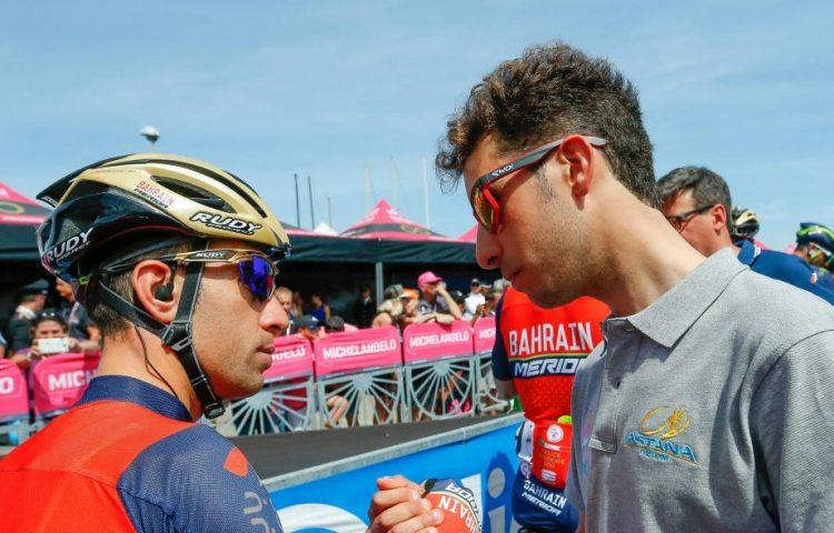 UAE Emirates: Nibali e Aru di nuovo insieme nel team italo-emiratino?