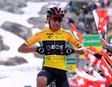 Egan Bernal, nuova maglia gialla, Tour de France 2019, Julian Alaphilippe