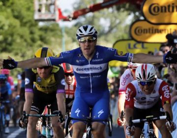Elia Viviani, piazzamenti ciclisti italiani, Tour de France 2019