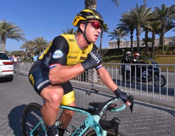 Groenewegen, settima tappa Tour de France 2019, Giulio Ciccone