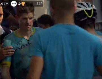 Jakob Fulgsang, Astana, ritiro Tour de France 2019