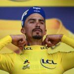 Julian Alaphilippe, Tour de France 2019, tredicesima tappa, cronometro individuale