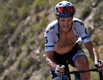 Matteo Trentin, diciassettesima tappa, Tour de France 2019