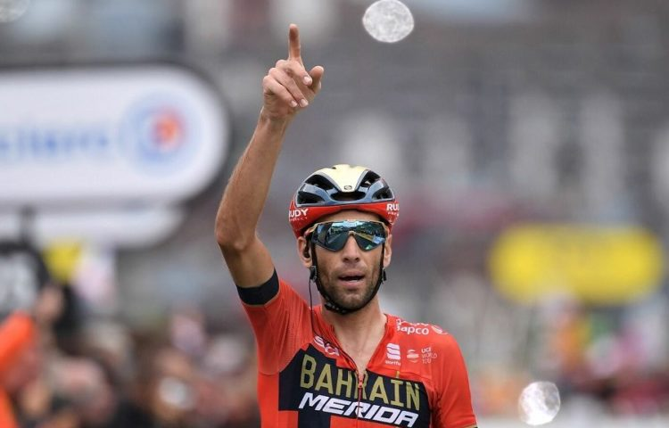 Vincenzo Nibali, Bahrain Merida, ventesima tappa Tour de France 2019