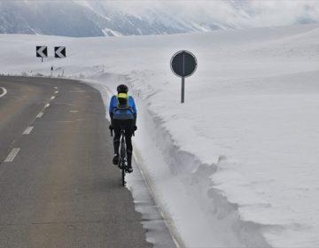 ciclismo inverno